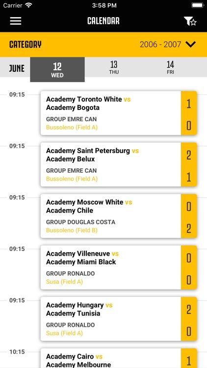 Juventus Academy Cup screenshot-4