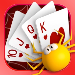 Solitaire Game - Happy Spider