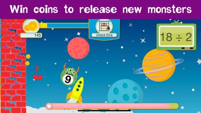 Monster Math - Learning fun screenshot three