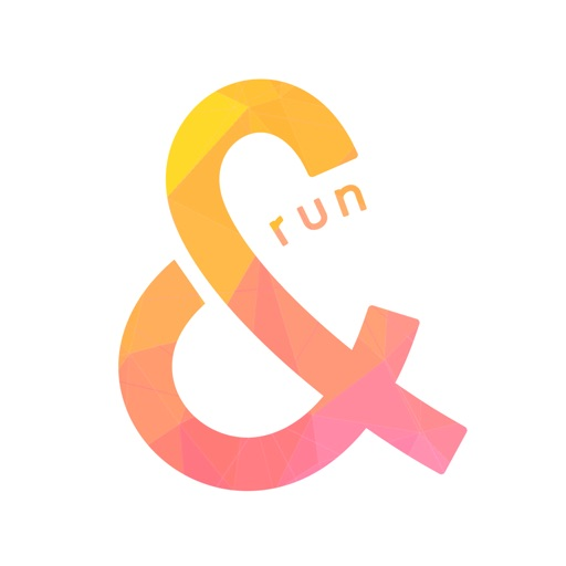 カップル向けランニングアプリ run& [ランアンド]
