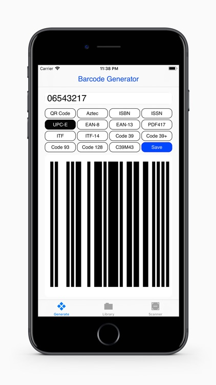 Barcodes Generator screenshot-7