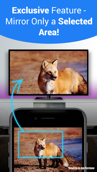 Mirror for Chromecast + by wu changjiang (iOS, United States