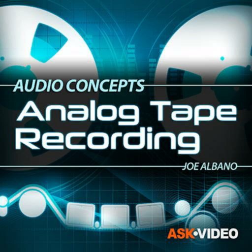 Analog Tape Course By AV