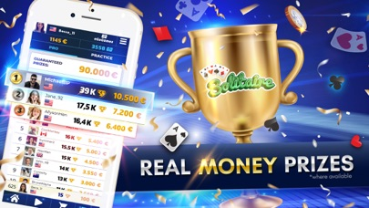 Solitaire: Play For Real Money screenshot 3
