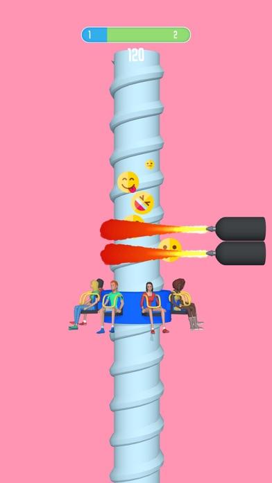 Drop Tower 3D! screenshot 2