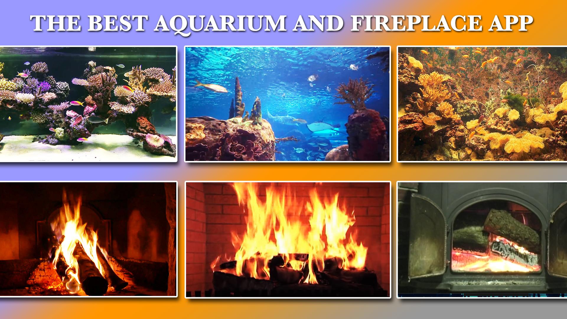 Aquarium TV Screen screenshot 2