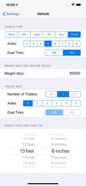 Toll Calculator GPS Navigation on the App Store
