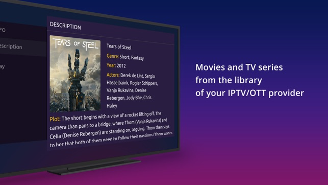Ministra Player for Apple TV on the App Store