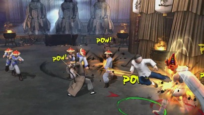 Screenshot from Super Kung Fu All-Star