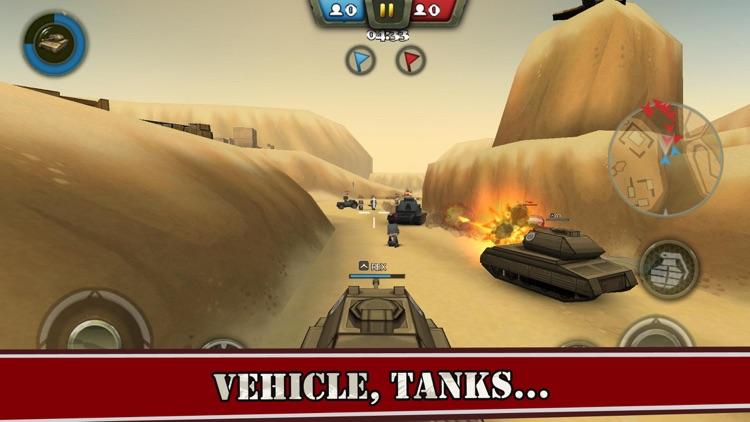 Call of Mini™ Battlefield! screenshot-3