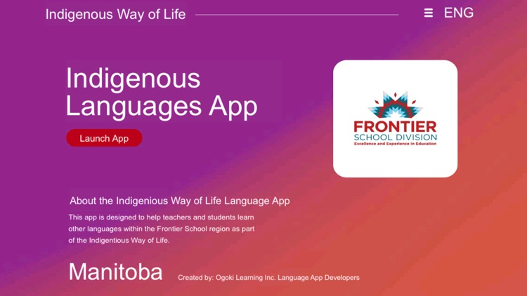 Indigenous Frontier