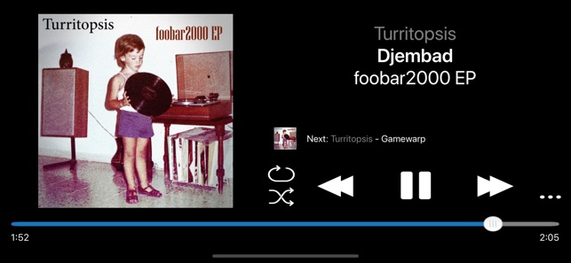 foobar2000 on the App Store
