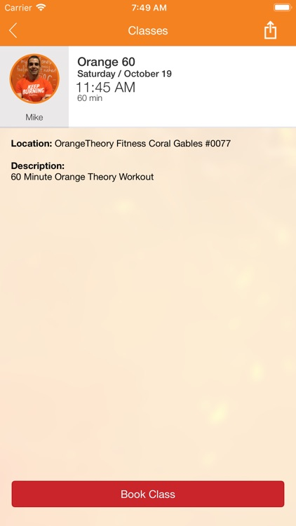 Orangetheory Fitness Booking screenshot-4