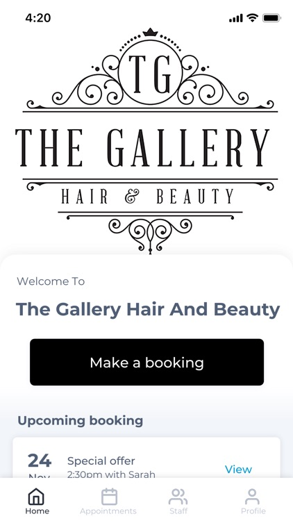 The Gallery Hair And Beauty