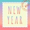 おしゃれ 年賀状 2020 SWEET CARD