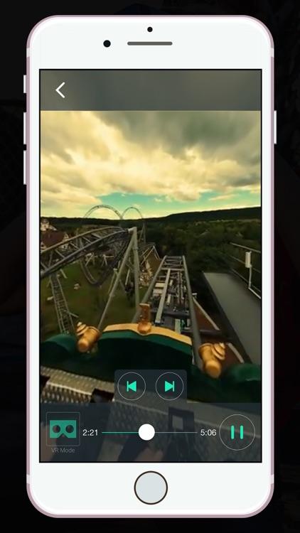 VR  - Virtual reality Videos screenshot-3