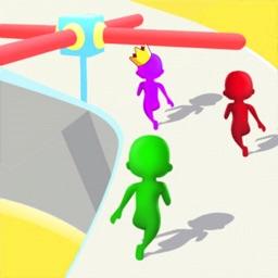 fun Run race stick 3D