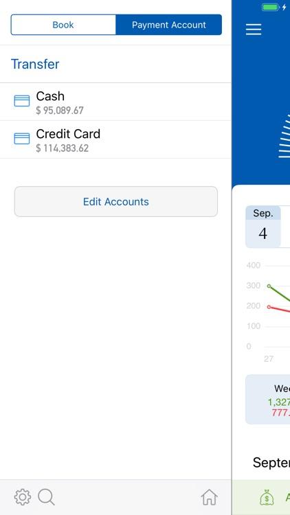 MoneyBook Pro screenshot-9