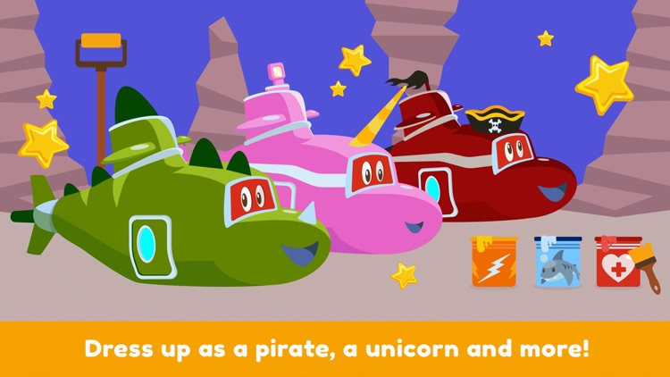 Carl Ocean Exploration School screenshot-3