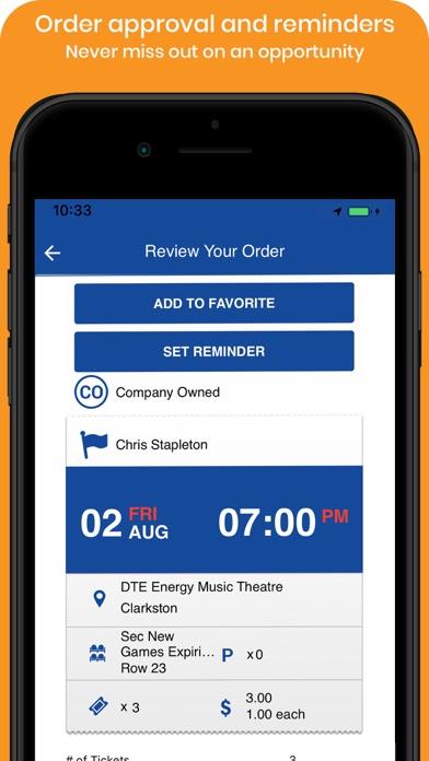 TicketManagerScreenshot of 4