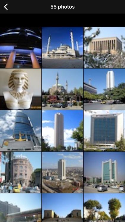 Ankara Offline Map Guide screenshot-5