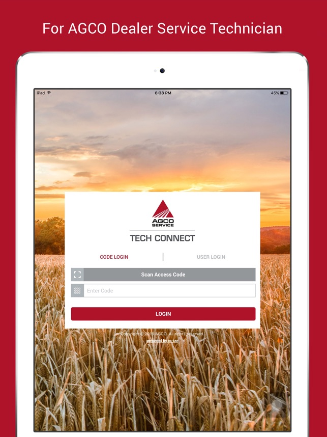 AGCO Tech Connect on the App Store