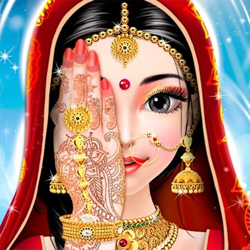 Indian Bride Doll Makeover