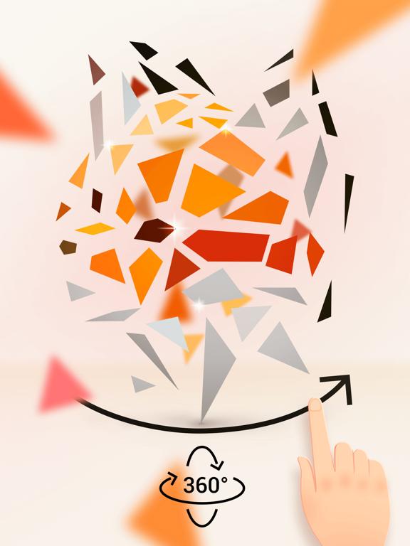 Love Poly - 新機軸パズルゲームのおすすめ画像2