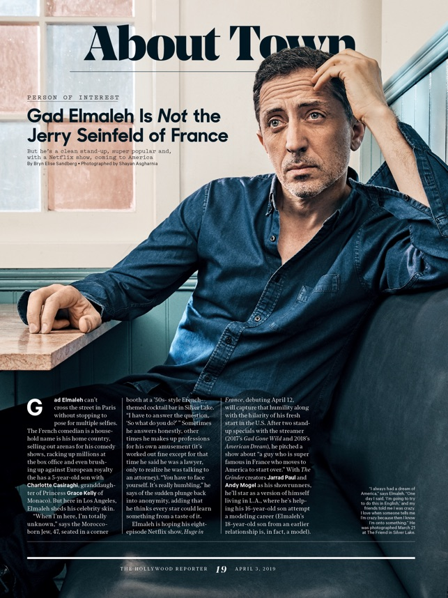 Hollywood Reporter for iPad on the App Store