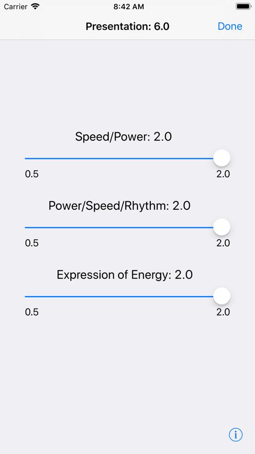 PoomsaeScoreR App 截图