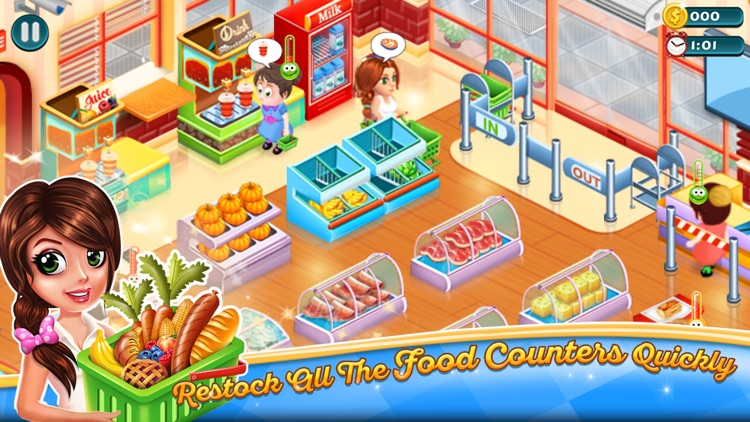 Supermarket Tycoon screenshot-1