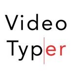 VideoTyper - Typing video