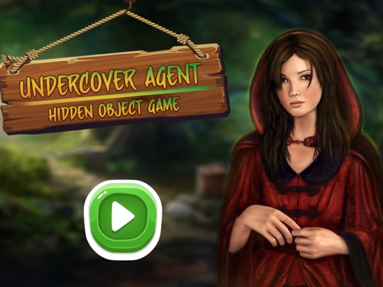 Undercover Agent Hidden Object screenshot 6