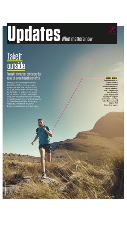 Men's Fitness UK Magazine screenshot-6