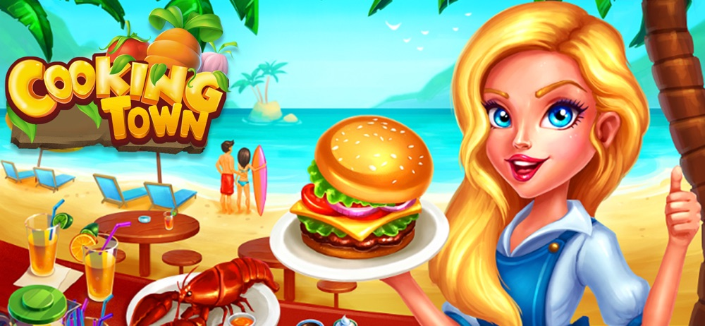 Cooking Town: Chef Food Games Cheat Codes