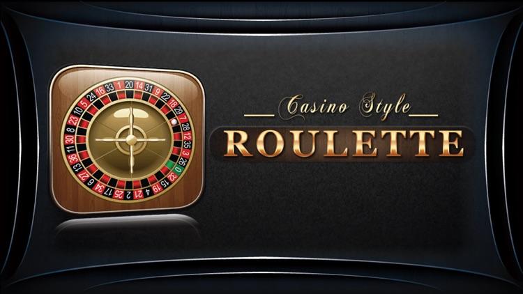 Roulette - Casino Style screenshot-3