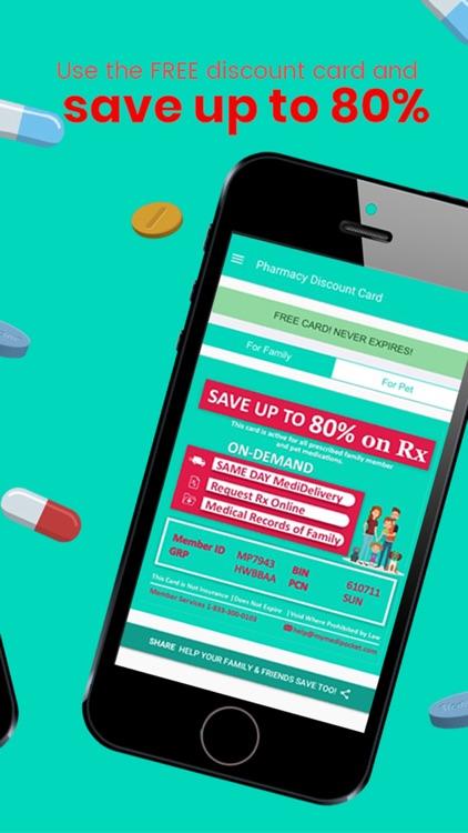 MediPocket-Rx Saving On Demand