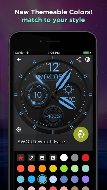 WatchMaker - 80000 Watch Faces screenshot-5