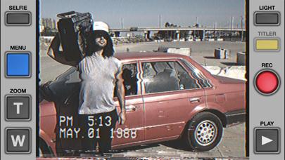 VHS Cam - Retro 80s Camcorder Screenshot