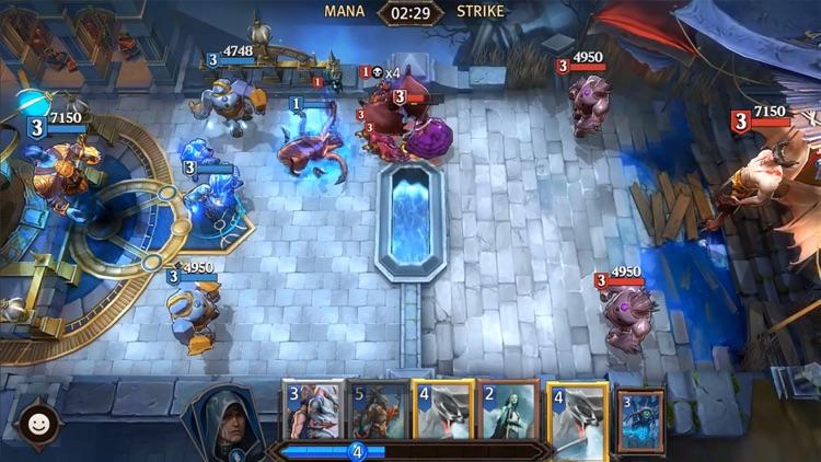 Magic: ManaStrike screenshot-5