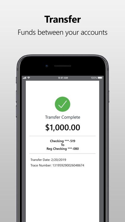 Blue Grass Savings Bank Mobile screenshot-3