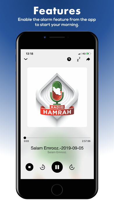 Screenshot #3 pour Radio Hamrah