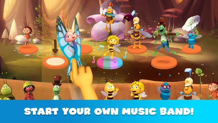 Maya The Bee: Music Academy screenshot-0