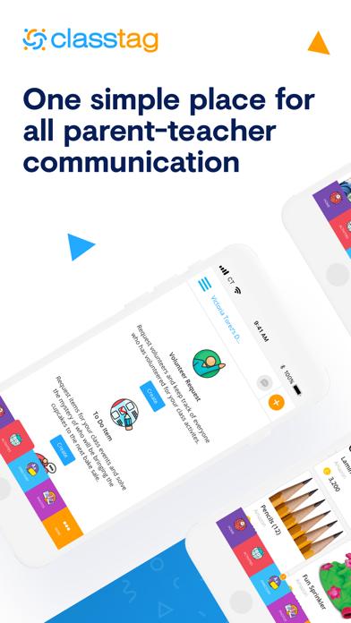 cancel ClassTag: Class Communication app subscription image 1