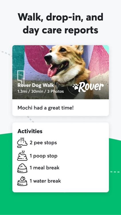Rover—Dog Sitters & Walkers screenshot-3