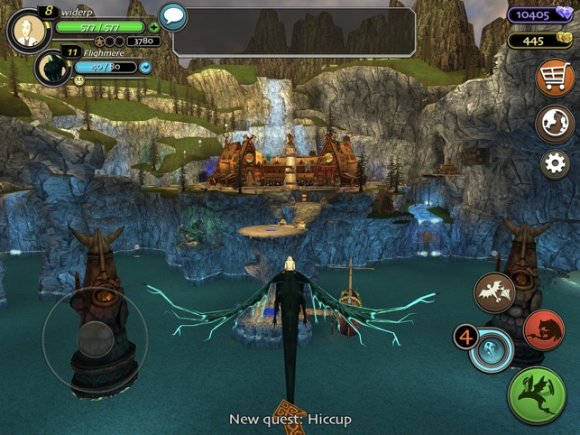 school of dragons download game
