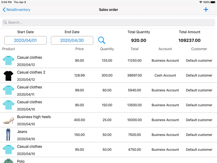 Retail Inventory+Order Manager screenshot-5