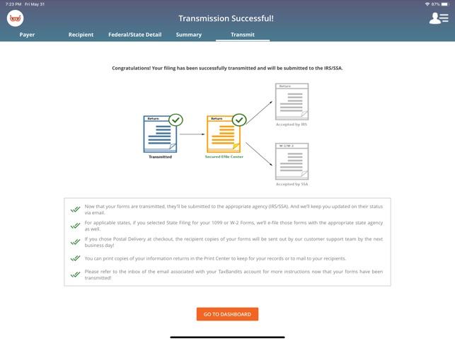 TaxBandits: E-File 1099 on the App Store