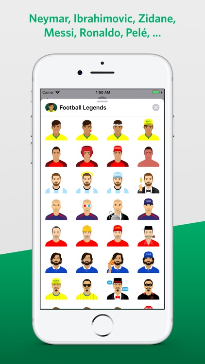 Football Emoji 2019 screenshot-1