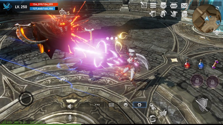 Lineage 2: Revolution screenshot-0